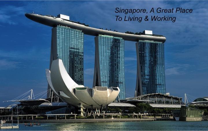 Living In Singapore
